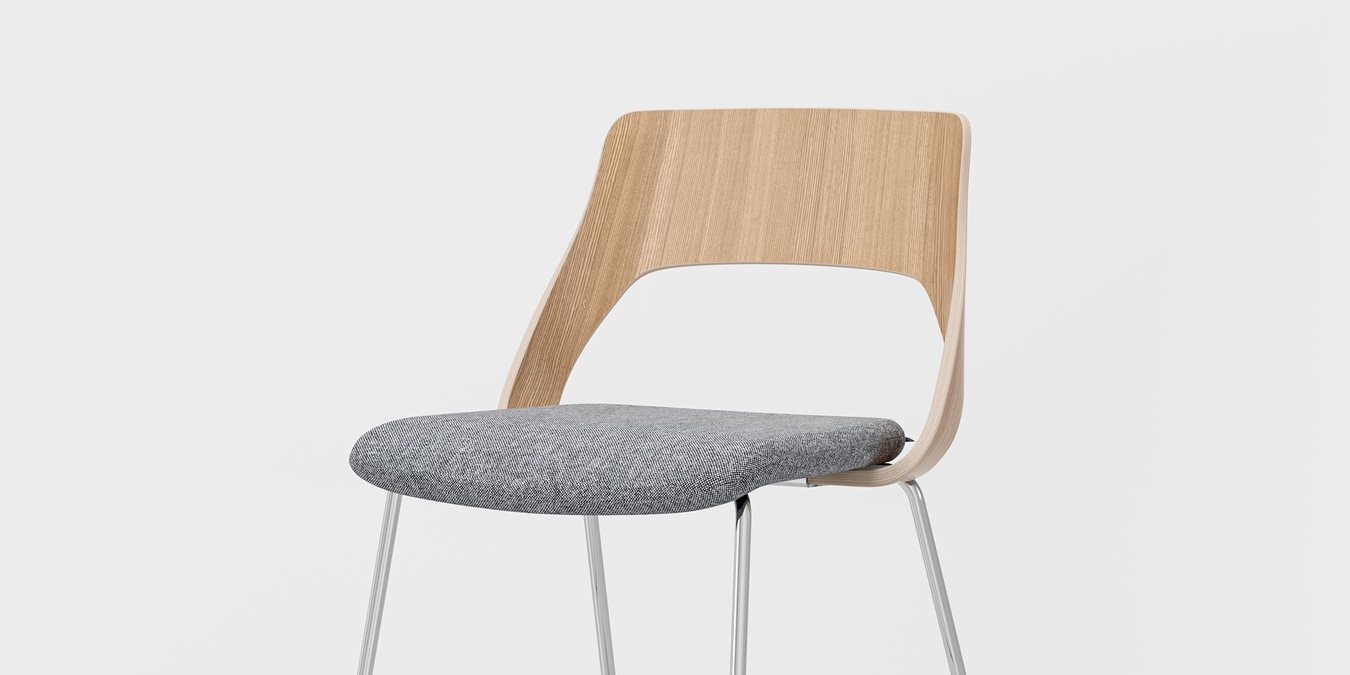 Embrace Chairs - Office Furniture | Kinnarps